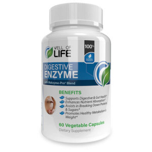Digestive Enzyme with Makzyme-Pro