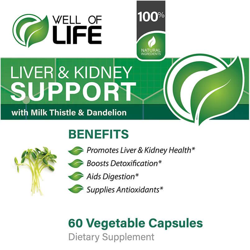 LABEL Liver & Kidney Support