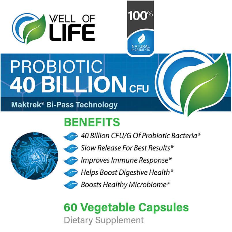 LABEL Probiotic 40 Billion CFU 2000x2000