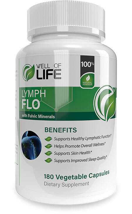 Lymph Flo 1 Month